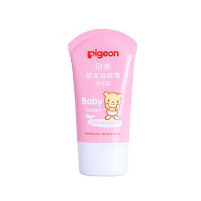 Pigeon/贝亲 润肤乳 婴儿润肤霜 冬季护肤 防晒补水保湿 可支持礼品卡
