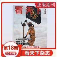 【2021年4月10期】VISTA看天下杂志2021年4月18日第10期总第520期 大佬的葬礼 揭秘台湾黑帮