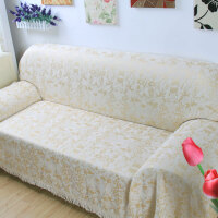 欧式沙发套沙发罩全盖沙发巾全包�f能套客厅防滑布艺沙发盖布定做