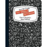 【预订】The Don't-Get-Caught Doodle Notebook