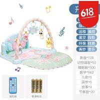 脚踏钢琴健身架器婴幼儿0-1岁男女孩新生3-6-12个月宝宝玩具