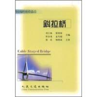 公路桥梁设计丛书-斜拉桥【可开发票】