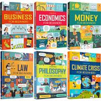 预售 Usborne Money Economics Business for Beginners 读懂金融经济商业哲学