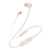 JBL T110BT 粉色 无线蓝牙 入耳式耳机 运动耳机 手机耳机 游戏耳机