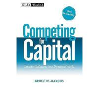 【预订】Competing For Capital: Investor Relations In A