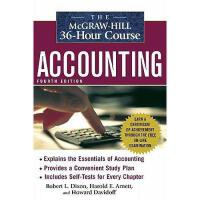 【预订】The McGraw-Hill 36-Hour Course: Accounting