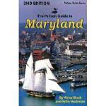 【预订】The Pelican Guide to Maryland