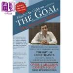 【中商海外直订】The Goal: A Process of Ongoing Improvement