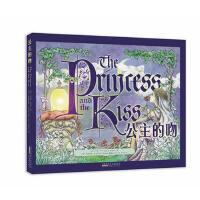 新书--公主的吻{精装绘本} (货号:X1) 珍妮毕绍(Jennie Bishop),普勒斯顿麦克丹尼斯(Preston