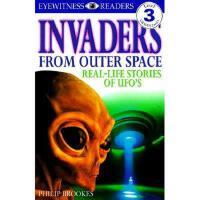 【预订】Invaders from Outer Space: Real-Life Stories of