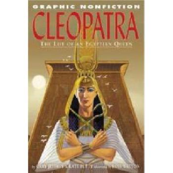 【预订】Cleopatra: The Life of an Egyptian Queen 美国库房发货,通常付款后3-5周到货!