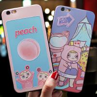 苹果6splus手机壳女款7p韩国潮牌iphonex新款8plus套硅胶全包薄