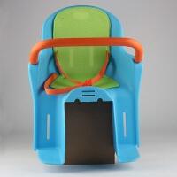 安全椅BB椅电动车单车后置宝宝坐椅自行车儿童座椅婴儿小孩后置