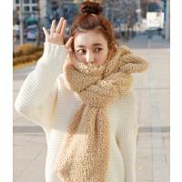 韩版披肩围脖韩国秋冬 冬季加厚围巾 女脖套假领子毛领子