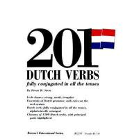 【预订】201 Dutch Verbs: Fully Conjugated in All the Tenses