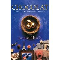 【中商原版】浓情巧克力(同名改编电影曾获奥斯卡、金球奖)英文原版 Chocolat Joanne Harris 乔安娜