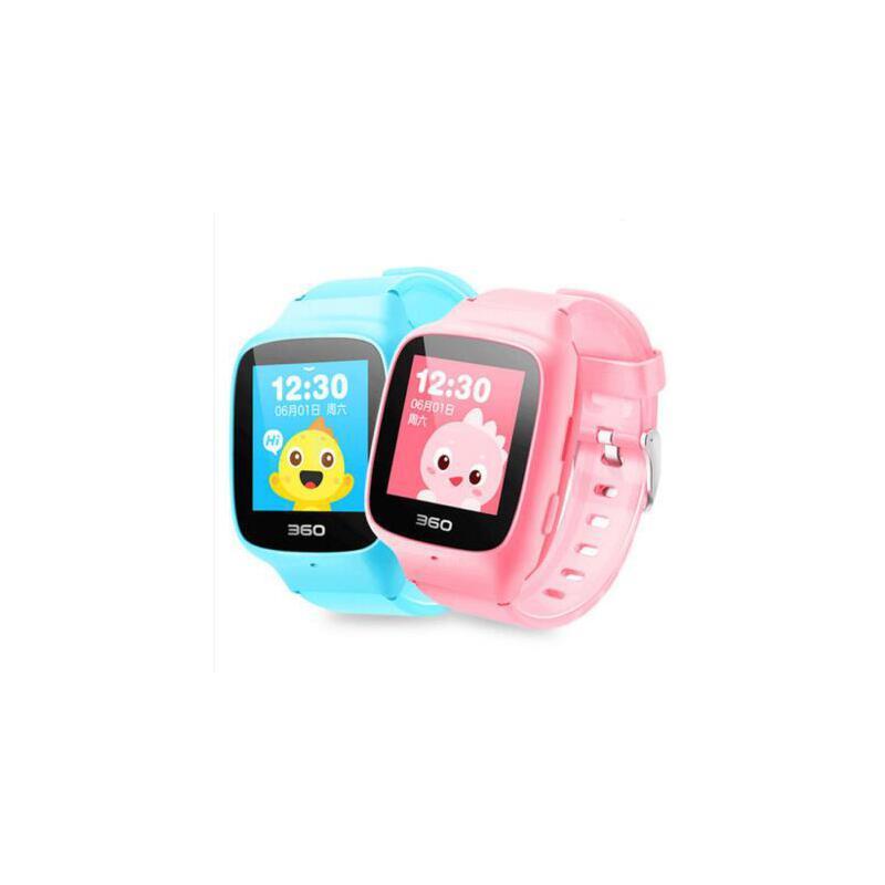 360儿童智能电话手表SE2Plus小学生男女孩GPS定位防丢防水手环 六重定位 智能问答 讲故事 可连wifi