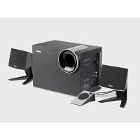 Edifier/漫步者 R201T北美版 2.1木质台式电脑低音炮 笔记本音响