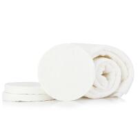 优家(UPLUS)户外旅行压缩毛巾洗脸巾三个装(新老包装 随 机 发 货)( 洗漱用具)