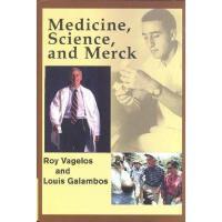 【预订】Medicine, Science, and Merck