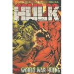 【预订】World War Hulks