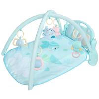 婴儿脚踏钢琴宝宝音乐健身架器0-1岁女孩男孩脚踩早教玩具