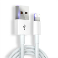 iPhone6数据线苹果6s充电线器5s手机7Plus加长5快充se单头8X短iphonex冲电P平板电脑正版ipad