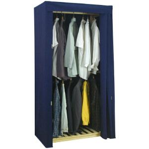 【每满100-50】宜哉 无甲醛 松木木架 简易衣柜 牢固耐用 布衣橱 加固收纳储物柜 布衣柜 MY11/14