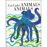 【正版直发】艾瑞卡尔的动物进口原版 平装 经典绘本小学阶段(7-12岁) Eric Carle(艾瑞・卡尔) 9780