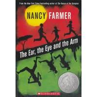 The Ear, the Eye and the Arm 耳朵、眼睛和胳膊 (纽伯瑞银奖小说)ISBN 9780545