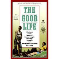 【预订】The Good Life: Helen and Scott Nearing's Sixty Years