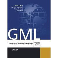 【预订】Geography Mark-Up Language (Gml) - Foundation For
