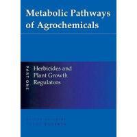 【预订】Metabolic Pathways of Agrochemicals: Part 1: