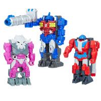 儿童变形金刚战争能量战士男孩玩具变形机器人模型