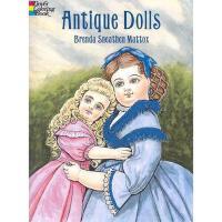 【预订】Antique Dolls
