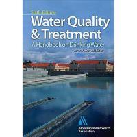 【预订】Water Quality & Treatment: A Handbook on Drinking