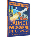 You do the Maths Launch a Rocket in Space 英文原版 无所不在的数学应用 科普