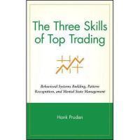 【预订】The Three Skills Of Top Trading: Behavioral Systems