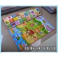 宝宝爬行垫加厚爬爬垫小孩泡沫地垫婴儿童游戏地毯家用客厅可折叠