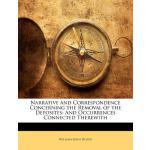 【预订】Narrative and Correspondence Concerning the Removal of