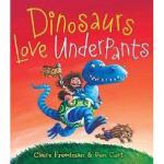 【预订】Dinosaurs Love Underpants