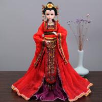 唐娃娃人偶北京绢人古装仕女家居装饰品摆件
