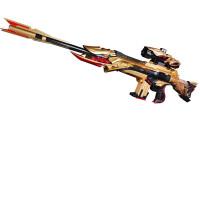 儿童玩具枪穿越火线m4雷神发射软弹蛋ak47死神电动连发男孩1儿童节礼物