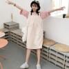 日系女装学院风ulzzang百搭纯色甜美可爱小清新少女背带裙学生女
