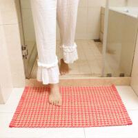 地巾卫浴吸水脚垫厨房卫生间地垫家用可手洗浴室进门口吸水地毯
