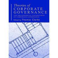 【预订】Theories of Corporate Governance Y9780415323086