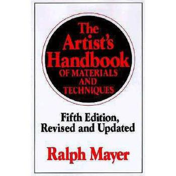 【预订】The Artist's Handbook of Materials and Techniques: 美国库房发货,通常付款后3-5周到货!