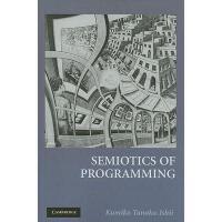 【预订】Semiotics of Programming Y9780521736275