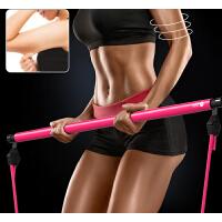 运动健身器材家用瑜伽多功能瘦身收腹女用扩胸器臂力器拉力器