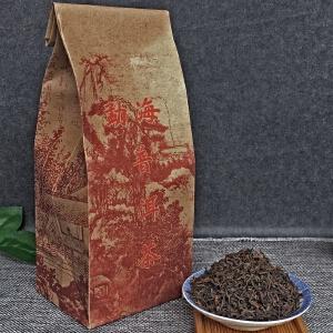 【4袋】2008年云南普洱散茶(宫廷)熟茶 250g/袋